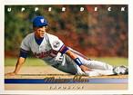MLBカード 93UPPERDECK Moises Alou #297 EXPOS