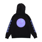 【Goods & Supply】Smile Pullover Hoodie / Black