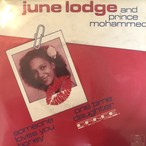 June Lodge And Prince Mohammed ‎- Someone Loves You Honey【7-20379】