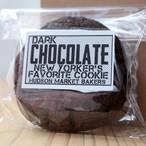 木曜販売 土曜発送 DARK CHOCOLATE NYFC ダークチョコレートクッキー4枚