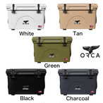 ORCA Coolers 40 Quart オルカ クーラー ボックス キャンプ用品 アウトドア キャンプ グッズ 保冷 クッキング ドリンク オルカクーラーズジャパン