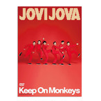 JOVIJOVA LIVE『Keep On Monkeys』DVD
