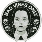 "labarbuda""BAD VIBES ONLY PATCH"""