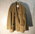 Loose Wool Design Jacket
