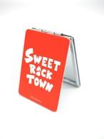 SWEET ROCK TOWN ミラー C
