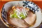 【麺創房 昭和呈】魚介塩麺(自家製麺)