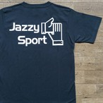 JS ロゴ Tシャツ/スレート ブルー
