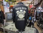 Engine design TRASH DEPT コーチジャケット
