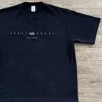 "JS ""TOWN 90s"" Tシャツ/ブラック"