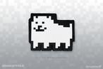 うざいイヌ ぬいぐるみクッション / UNDERTALE ( アンダーテイル )
