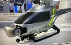 半導体不足に付き発売遅れ◆OMPHOBBY GPS付きFPV フルボディ搭載M2ベースラジコンヘリ