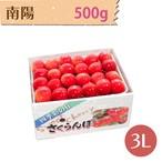 【さくらんぼ】南陽 500g【3L】
