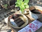 フェアトレード・チョコレート オーガニック ビター・ザクロ