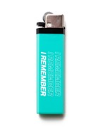 WHILE I REMEMBER Logo Lighter
