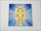 4/15新着★エナジーカード★【Crystal Mind】 セフィロトの樹 〔創造〕
