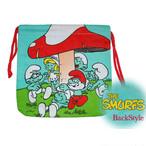 【即納】巾着袋 スマーフ Smurf 14-0-419