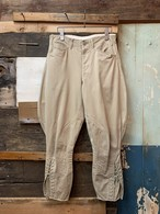 40's us army metal button jodhpurs pants