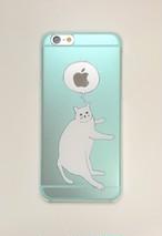 【iPhone6/6S専用】iPhone6/6sケース SUMMERネコ