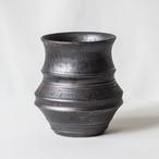 Roughness Black Plants Pot(No,07)※MEDIUM