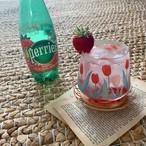 花咲くチューリップカップ
