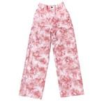 【Pre-Order】Tie-Dye Wide Pants
