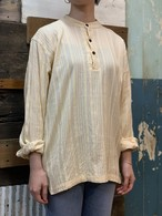 OLD INDIA COTTON SHIRT