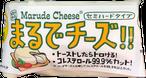 まるでチーズ!セミハードタイプ 120g   Marude Cheese (Soy Cheese) / Semi-hard Type 120g