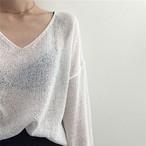 Watermarked Knit 25517 |インスタでも話題の海外セレブ系レディースファッション Carpe Diem