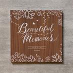 Tree's Board(Brown)-KIDS_300SQ_20ページ/30カット_スリムフラット