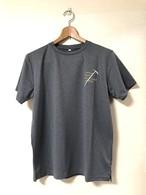 【復刻ジャンダルム】Tシャツ(杢グレー)
