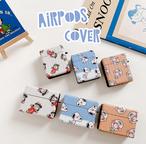 【オーダー商品】Cute boy girl dog airpods1/2 Pro case