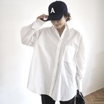 【 ANIECA 】Big shirts