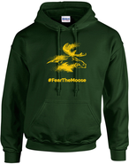 Fear the Moose パーカー