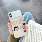 【オーダー商品】My friend mirror iphone case