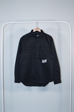 KB WORK T/C L/S SHIRT [BLACK]