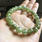 グリーンカイヤナイト8.5ミリオールブレスレット