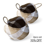 Seaglass Basket Φ350 <<2個セット・10% OFF>>