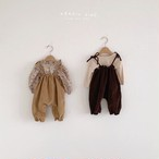 【予約販売】shushu suspender-pants〈aladin kids〉