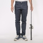 "1番人気!!""The Angler""  FISHING STRETCH DENIM BW-104VM"