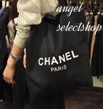 【即納】CHANEL novelty tote bag 値下げ中