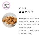 【グルテンフリー】グラノーラ ココナッツ