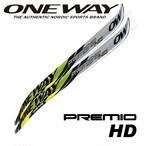 177cm~192cm ONE WAY クロスカントリースキー PREMIO 10 HD スケート レーシング用スケーティング ow40075
