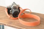 レザーカメラストラップ【4色展開】| カメラグッズ