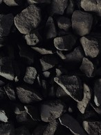 瓦化粧石 黒燻L 1L