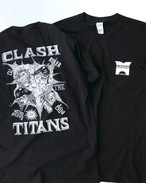 CLASH OF THE TITANS 4th name T-shirts