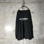 [JUNKO KOSHINO] simple designed long T-shirt