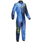 KK01720244 KS-1R Suit (Navy blue/cyan/fluo yellow)