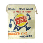 【即納】巾着袋 BURGER KING バーガーキング z-037