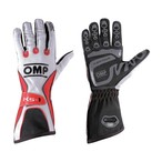 KK02741220 KS-1 Gloves (White/Red/Black)