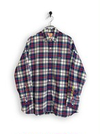 Madrascheck buttondown shirt